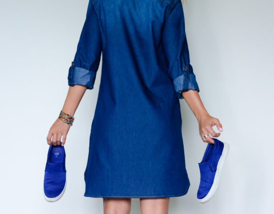 Denim dress_6